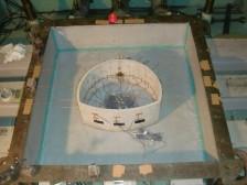 トンネル模型の載荷実験3