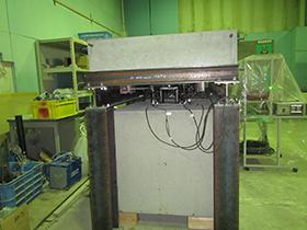 あと施工アンカーの持続載荷試験1